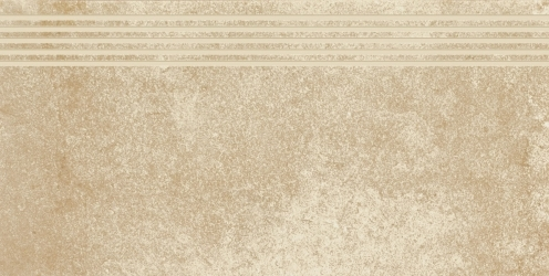 Flash Beige Mat. Ступень простая 30x60